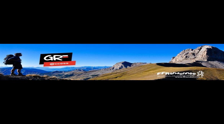 GR@ccess : un  outil pratique en ligne pour planifier vos grandes randonnées itinérantes en France!